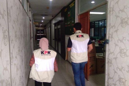 Geledah rumah Bupati Bengkalis di Pekanbaru, KPK sita dokumen