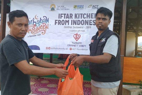 ACT upayakan pemenuhan pangan korban bencana Sulteng selama ramadhan