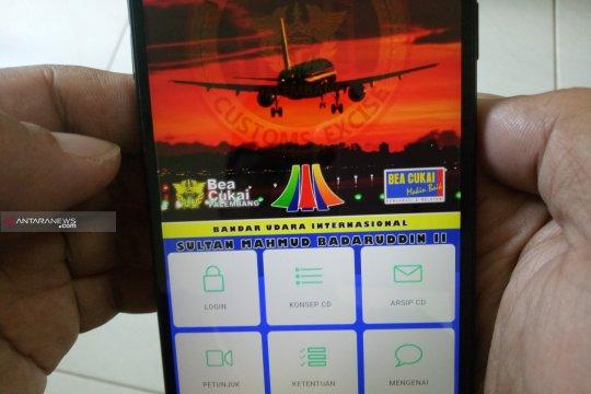 Bea Cukai terapkan e-CD untuk penumpang di Bandara SMB II