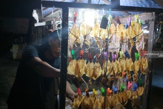 Sotong pangkong warnai malam Ramadhan di Pontianak