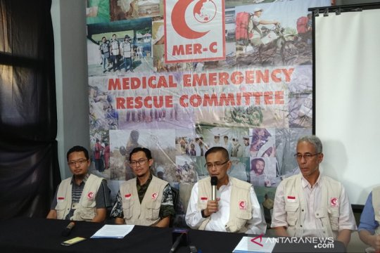 MER-C akan gugat KPU ke internasional bila abai terkait KPPS meninggal