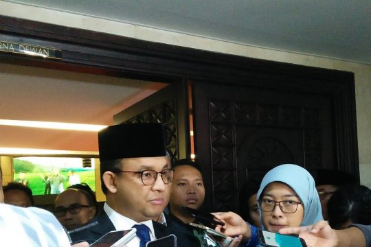 Fraksi PDIP DPRD DKI sebut langkah Anies terbitkan IMB salahi prosedur