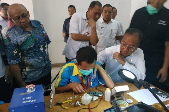 Menteri Sosial janjikan modal usaha bagi penyandang disabilitas