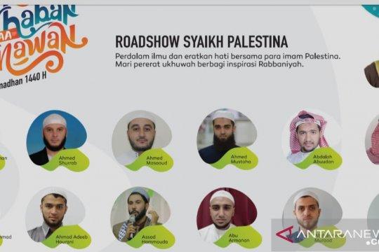 ACT Sumut road show bersama Syekh Palestina