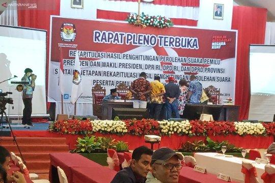 NasDem, Golkar, dan PDIP unggul di Papua Barat