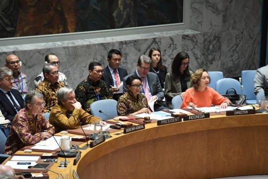 Indonesia dorong peningkatan keselamatan-kinerja pasukan perdamaian