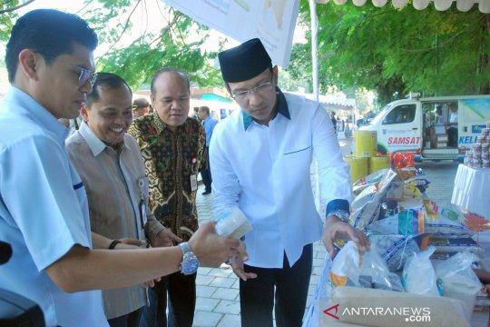 Bulog-BI NTB bersinergi gelar pasar murah Ramadhan