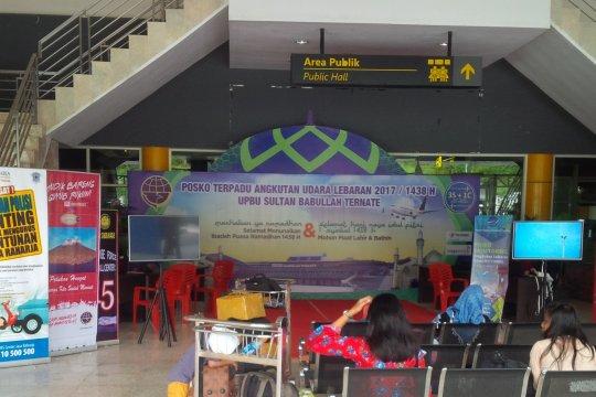 Bandara Babullah buka posko angkutan lebaran