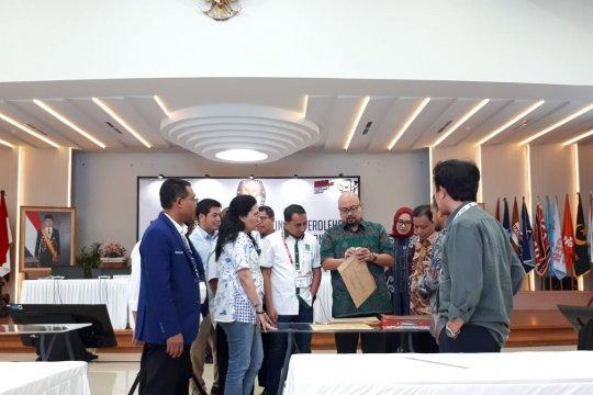 Rekapitulasi nasional, Prabowo-Sandi unggul di Sultra