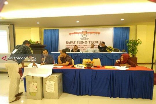 Terungkap ada penambahan suara caleg saat rekapitulasi KPU Makassar