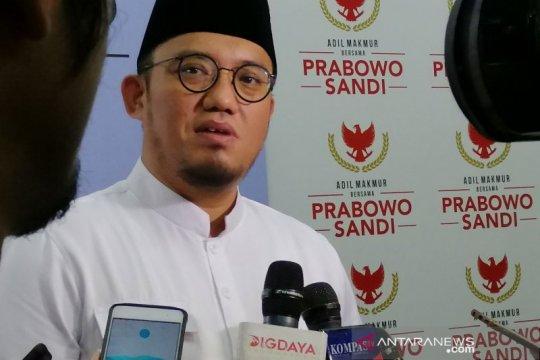 Prabowo-Sandi dapatkan banyak masukan ajukan gugatan ke MK