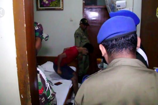 5 pasangan mesum diamankan di sejumlah hotel di Cirebon