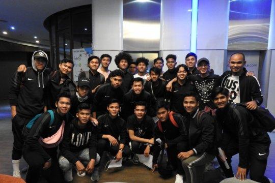 Pemain Garuda Select tuntaskan rindu di Indonesia