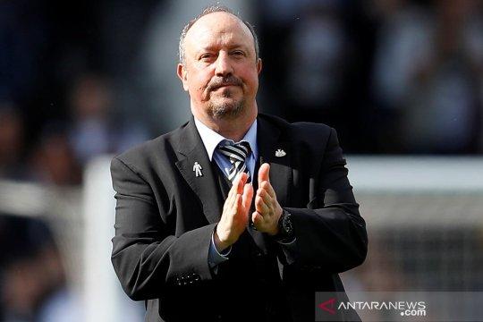 Karena COVID-19, Benitez tinggalkan klub China Dalian Pro