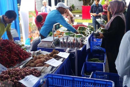 BI Sumbar gelar Pasar Murah di lima lokasi untuk kendalikan inflasi