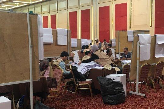 Rekapitulasi PSU PPLN Kuala Lumpur dimulai