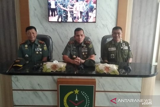 Pangdam II Sriwijaya minta prajurit tetap siaga karhutla