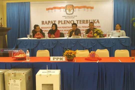Wajah baru  dominasi anggota DPRD Makassar terpilih