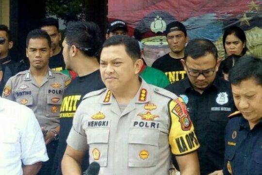 Polisi: Banyak peristiwa di daerah lain dijadikan hoaks di Jakarta