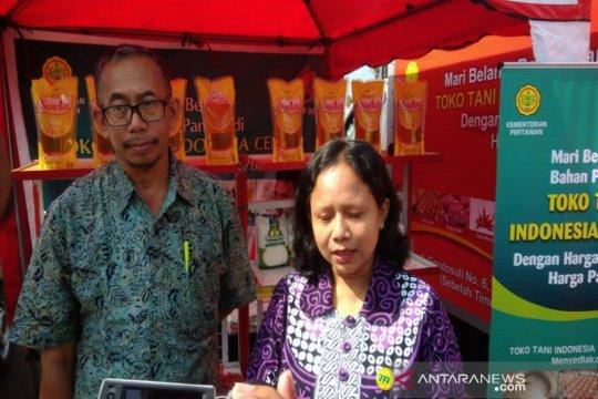 DIY selenggarakan bazar sembako murah jaga stok bahan pangan