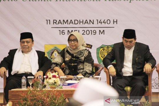 """Bupati Bogor: Tidak perlu ada lagi """"People Power"""""""