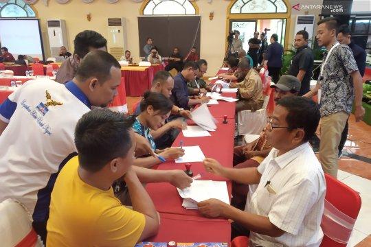 Golkar, PDIP, NasDem juarai perolehan dukungan DPR Papua Barat