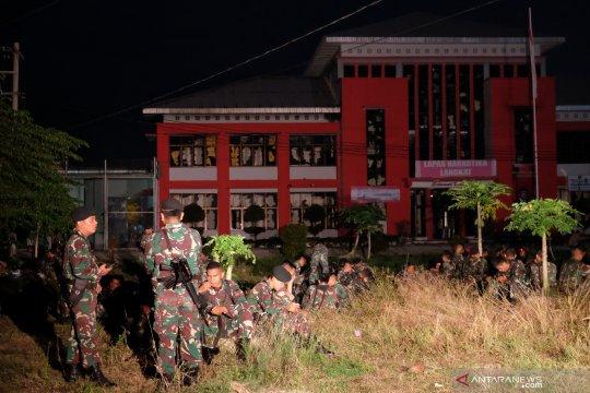 92 napi kabur dari lapas narkoba Langkat kembali ditangkap