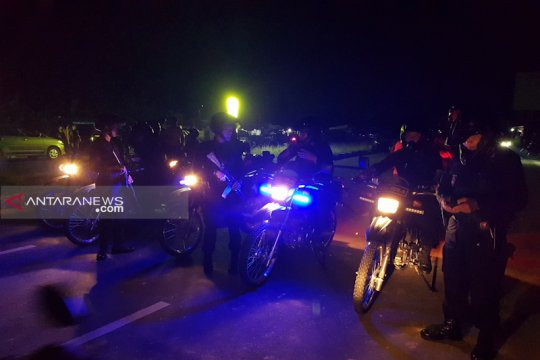 Polisi pastikan tidak ada kejadian tawuran Harmoni