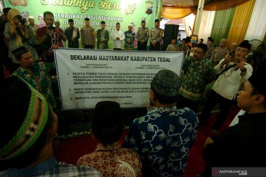 LSM Aktivis 98 tunggu izin Polri kawal pengumuman rekapitulasi KPU