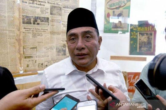 Gubernur: Sumut akan dapat tambahan alokasi pupuk bersubsidi
