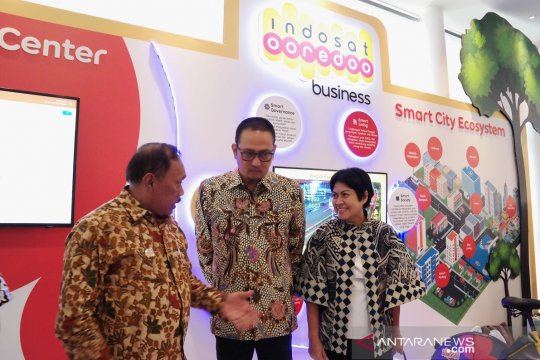 Indosat Ooredoo berkomitmen kembangkan Kota Cerdas