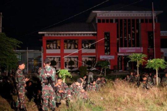 Polisi ringkus 22 napi pelarian Lapas Langkat