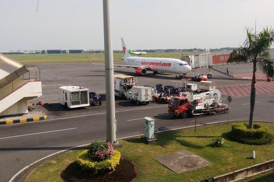 Anggota DPR-RI Minta jasa angkutan penerbangan tepat waktu