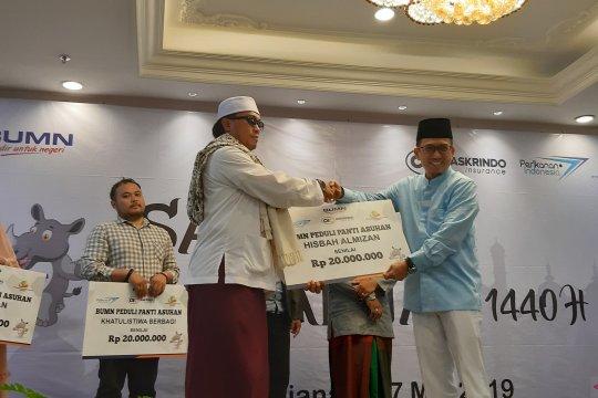 Tiga BUMN di Pontianak gelar Safari Ramadhan 1440 Hijriah
