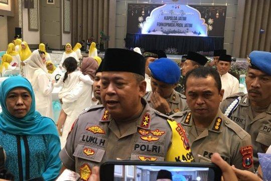 Kapolda imbau masyarakat Jatim tak berangkat ke Jakarta