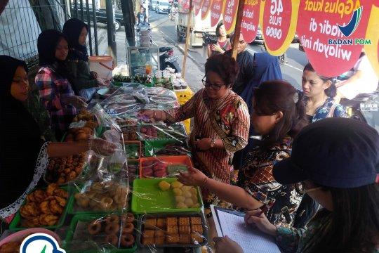 BBPOM ambil 55 sampel jajanan Ramadhan di Kota Manado