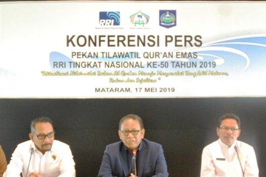 RRI gelar Pekan Tilawatil Quran di Mataram