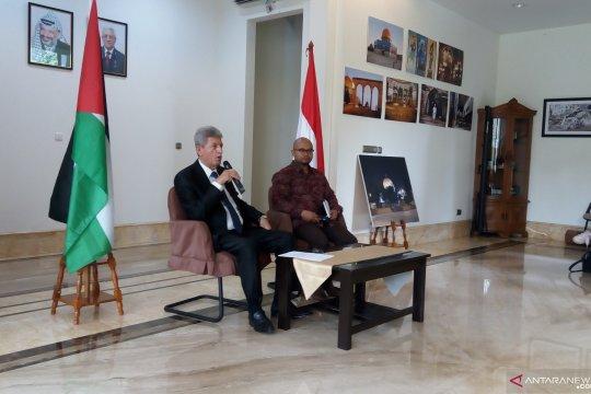 Palestina berharap Indonesia gerakkan bantuan negara-negara di DK PBB