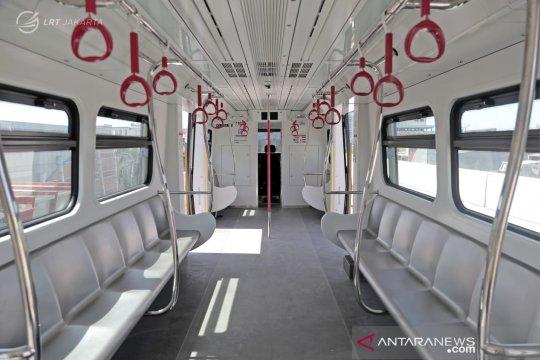 PT LRT Jakarta optimistis akan jadi moda transportasi favorit