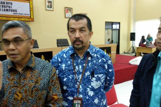 KPK evaluasi kegiatan Pemerintah Provinsi Lampung