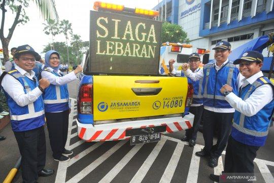 Tim siaga operasional Lebaran Jasa Marga