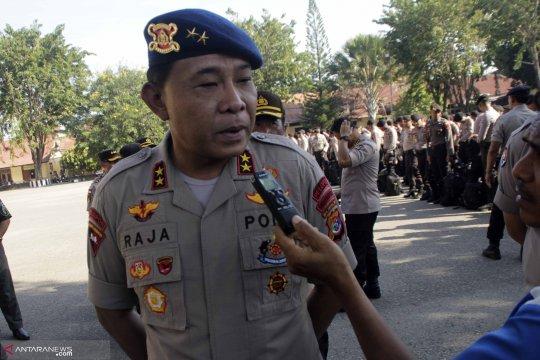 Kapolda: Terima kasih untuk masyarakat NTT turut bantu jaga keamanan