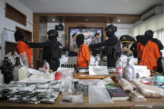 32 terduga teroris Kalteng ikuti program deradikalisasi BNPT
