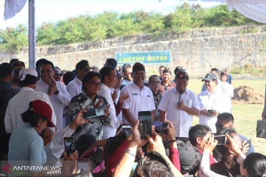 Presiden Joko Widodo minta dana desa dimanfaatkan maksimal
