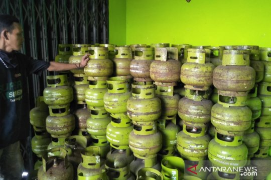 Pertamina siagakan puluhan agen dan ratusan pangkalan