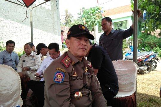 Satpol PP Tangerang razia minuman beralkohol selama Ramadhan