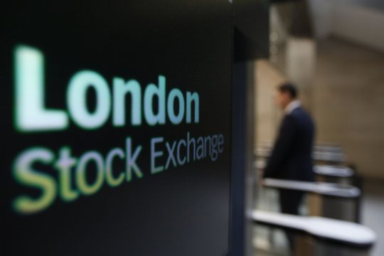 Indeks FTSE-100 Inggris berakhir naik tipis 0,09 persen