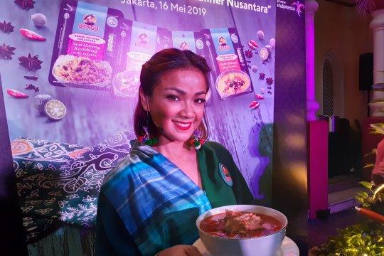 Setelah Lebaran, Nirina Zubir berencana bersepeda Jakarta-Bali