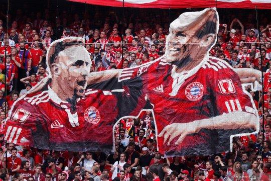 Salam perpisahan untuk Robben dan Ribery