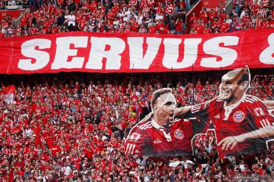 Arjen Robben batal pensiun demi gabung FC Gronigen